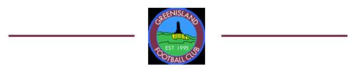 Greenisland FC Strip
