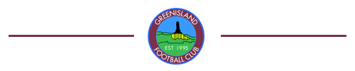 Greenisland FC Strip