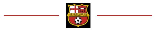 Stubbington Youth Football Club Strip