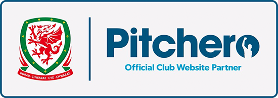 Pitchero Football Association of Wales Paternship logo