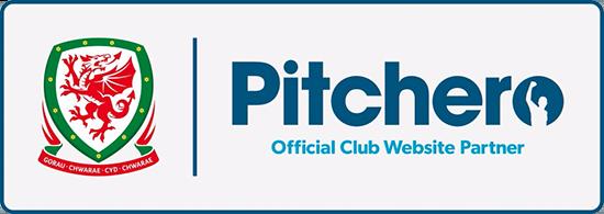 Pitchero Football Association of Wales Paternship logo