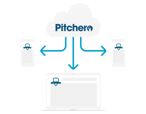 Pitchero Clubhouse Cloud Storage