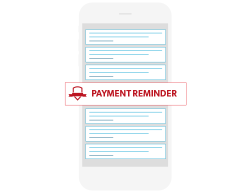 Pitchero Clubhouse Send email reminders if payments are late